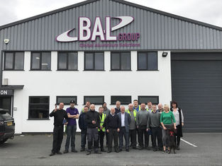 This year BAL Group celebrates its 20th anniversary -