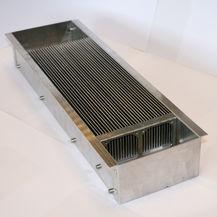 Bonding Aluminium Components example 1