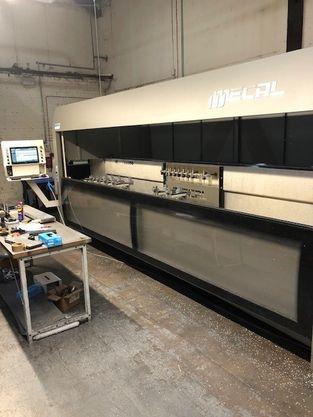 BAL Group enhance CNC machining capabilities - Mecal CNC machine