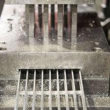 Aluminium Presswork example 1