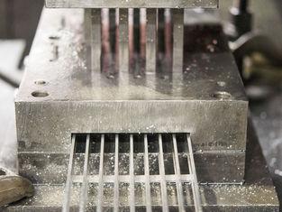 Presswork - Aluminium Presswork example 1