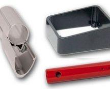Componentes de Alumínio