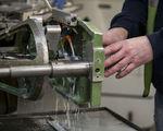 Maquinação - Deburring Machine