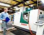 Maquinação - CNC Machining Centre